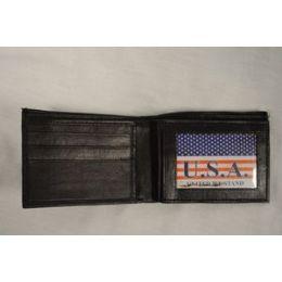 36 Bulk Man Leather Wallets