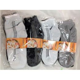 120 Bulk 12 Pairs Mens Ankle Socks Short Length Below Ankle
