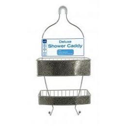 12 Bulk Deluxe Shower Caddy