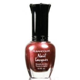 36 Bulk Clean Color Nail Poilsh Number 59 Dark Cherry