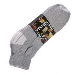 60 Bulk Mens 3 Pack Tube Sock Size 10-13