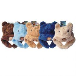 36 Bulk Kids Animal Hat Dog