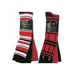 60 Bulk Ladies Stripped Knee High Sock