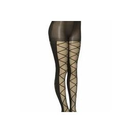36 Bulk Ladies Zig Zag Tights