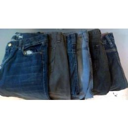 50 Bulk Mix Branded Jeans Mens And Ladies
