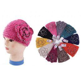 120 Bulk Headband With Rhinestone Wide Size