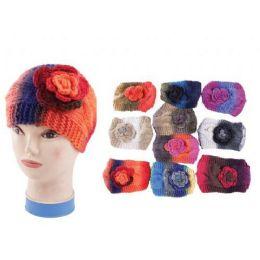 120 Bulk Tie Die Headband Round Style Wide Size