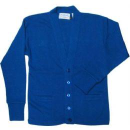 6 Bulk School Uniform Cardigan
