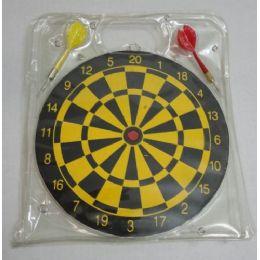 """80 Bulk 9.5"""" Dart Board With 2 Darts"""