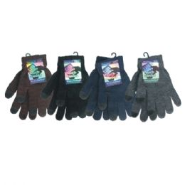 36 Bulk Winter Text Finger Glove