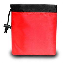 144 Bulk Cinch CarrY- Red Color