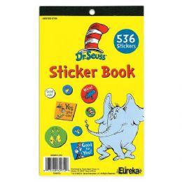 24 Bulk Dr Seuss Sticker Book