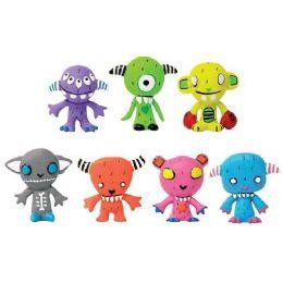 200 Bulk The Gooli Toy Mini Art Monsters