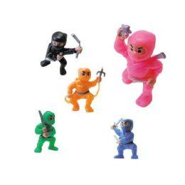 200 Bulk Ninja Men Collectible Toy Figure