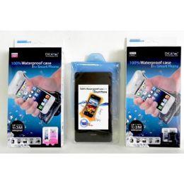 48 Bulk Dipac Waterproof Case For Smartphone