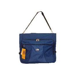 12 Bulk Travel Garment Bag Navy Blue