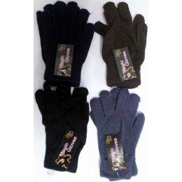 120 Bulk Lady Magic Glove Assorted Colors