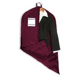 96 Bulk Garment Bag - Maroon