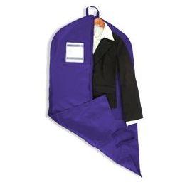 96 Bulk Garment Bag - Purple
