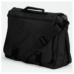 12 Bulk Goh Getter Expandable Briefcase - Black