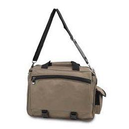 24 Bulk Newton Briefcase - Khaki