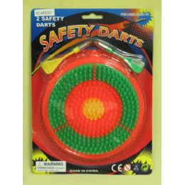 144 Bulk Safety Darts Set For Play