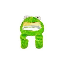 12 Bulk Winter Animal Frog Hat