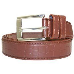 36 Bulk Mens General Leather In Brown