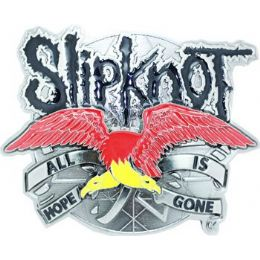72 Bulk Slipknot Belt Buckle