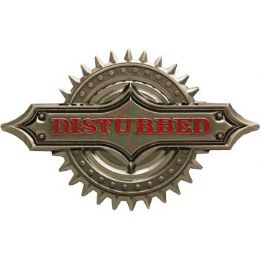 96 Bulk Disturbed Belt Buckle