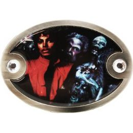 96 Bulk Michael Jackson Belt Buckle