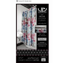 12 Bulk Fall Ballons Deluxe Shower Curtain
