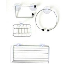 36 Bulk Wholesale 4 Piece Bath Set
