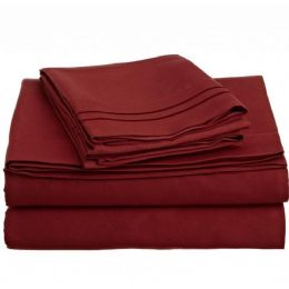 12 Bulk Full Size 2 Line Embroidery Sheets Sets Assorted Colors