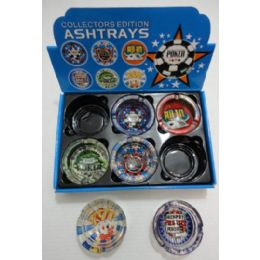 48 Bulk Collector's Edition Ashtray *poker
