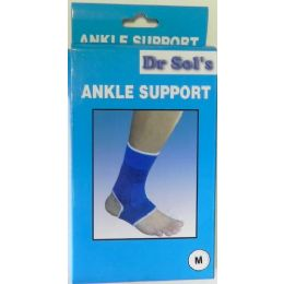 48 Bulk Wholesale Dr Sol's Ankle Support Aids In Rehab Of Ankle Injuries