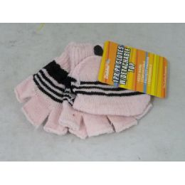 144 Bulk Glove With Detachable Top 6 Assorted