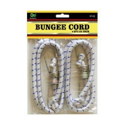 48 Bulk 2pc 32 Inches H.d Bungee Cords