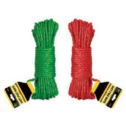 144 Bulk 50ft Poly Rope