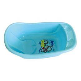 "12 Bulk Baby Bath Tub 27""x16.5""x9"""