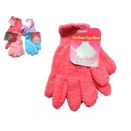 288 Bulk Fuzzy Gloves