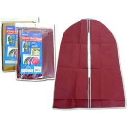 """96 Bulk Suit Bag Cloth 24x35"""""""