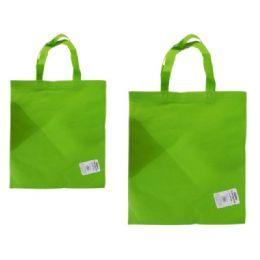 """300 Bulk Sh0pping Bag 14.2x17"""" Green"""