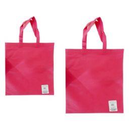 "300 Bulk Sh0pping Bag 14.2x17"" Pink"