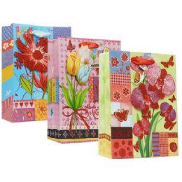 144 Bulk Bag Xxlarge Floral Design