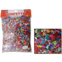 144 Bulk Multi Color Tissue Confetti