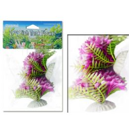 144 Bulk 2 Piece Fish Tank Decoration