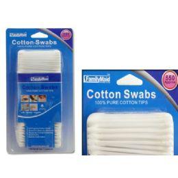 60 Bulk Cotton Swab 550count Kofree