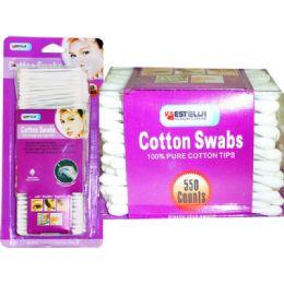 60 Bulk Cotton Swab 550 Count Estella