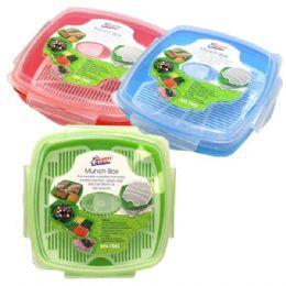 36 Bulk Plastic Lunch Box Clip N Seal